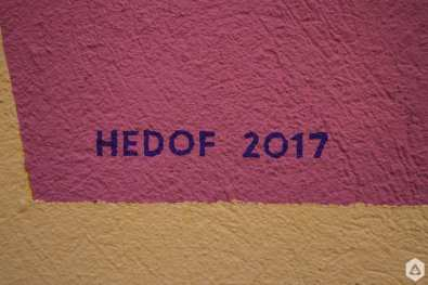 Hedof (NL) / 2017 / University of Architecture / Academiei 18 - 20 Un-hidden Bucharest