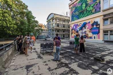 Un-hidden Bucharest guided tour by Paul Dunca