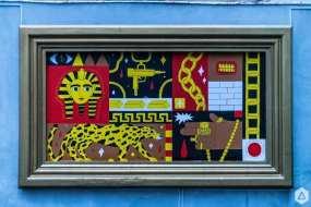 Saddo Golden Frame Atelier 030202
