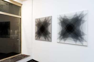 Noaptea Albă a Galeriilor 2017 H'art Appendix Virginia Toma Intersections