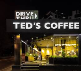 Ted's Coffee Co. Herăstrău Drive Thru
