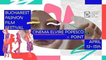 Bucharest Fashion Film Festival 2018