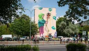 Citește un interviu cu Sweet Damage Crew despre street art și București