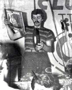 1984 Sorin Lupascu în discoteca CH Iași