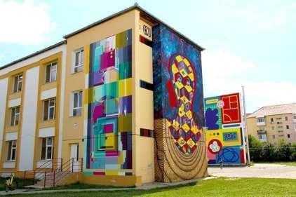 SISAF 3 Sibiu International Street ART Festival