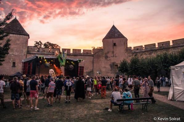 Château Perché Festival France