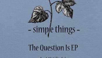 MDC - The Question Is EP [Simple Things Records]