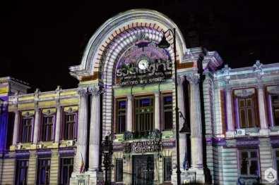 Spotlight video mapping contest de Darklight (Spania), Hermes Mangialardo (Italia), KEDR visuals (Rusia), Mindscape Studio (Romania), Multiscalar (Germania), Slgmedia (China)