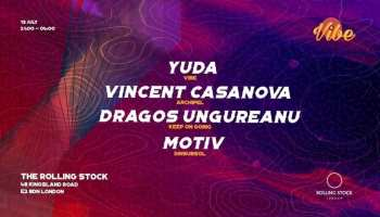 Vibe w Motiv, Dragos Ungureanu, Vincent Casanova & Yuda