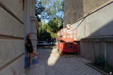 Izzy Izvne Un-hidden Bucharest