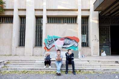 Un-hidden Bucharest John Dot S CNDB Sala Omnia day 2