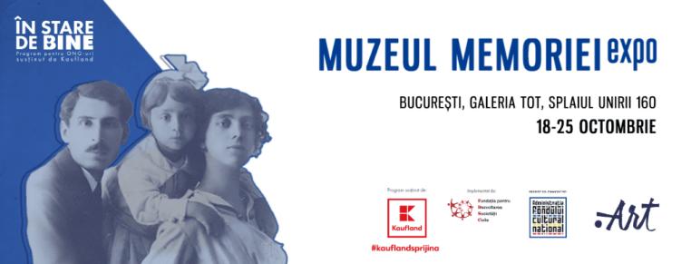 Muzeul Memoriei: expo