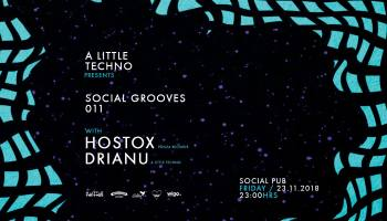 Social Grooves 011 / Hostox / Drianu