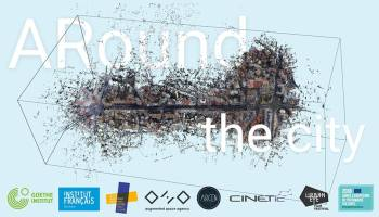 ARound: the City as canvas for digital AR art & stories
