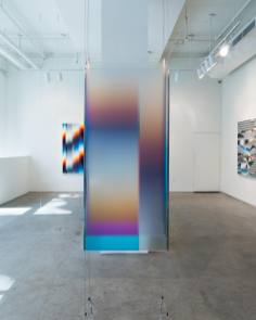 """Felipe Pantone """"subtractivevariability"""" at Joshua Liner Gallery NYC"""