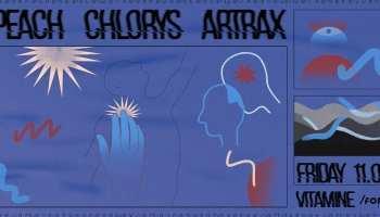 Vitamine w/ Peach, Chlorys & Artrax
