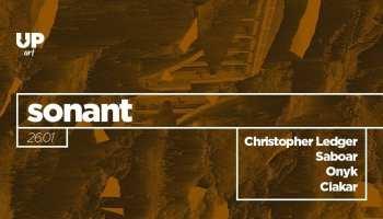 Sonant w/ Christopher Ledger / Saboar / ONYK / Ciakar