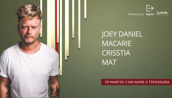 LogOut with Joey Daniel / Macarie / MAT / Crisstia