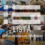 30 de locuri de vizitat în Brașov