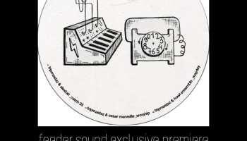 feeder sound exclusive premiere: Tripmastaz & Alexkid _ Catch 33 [call_lab]