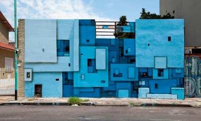 JAN KALÁB - Buenos Aires 2014 - Blue