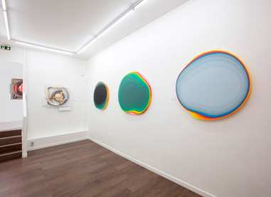 JAN KALÁB - Pluriforme, Openspace Gallery, Paris (2016)