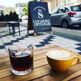 Saint Roastery Bucharest