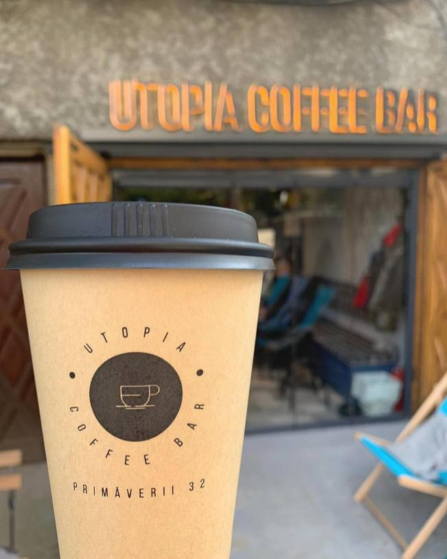 Utopia Coffee Bar