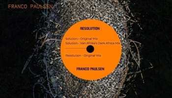 Resolution is Franco Paulsen's debut on Van Afrika's new techno label Rebellie
