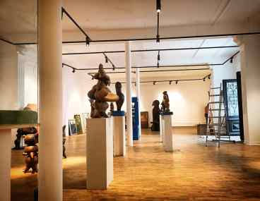 ArtHalle Gallery CATEGORIC by Catalin Geana