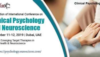 30th Edition of International Conference on Clinical Psychology and Neuroscience