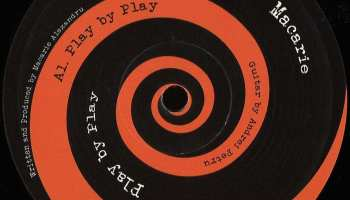 Macarie - Play by Play [Cedesciu Wax] front