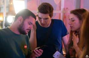Closing Party Diploma x feeder sound with Piktor, Irina Mocanu, Eirwud Mudwasser
