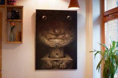 Pisica Pătrată + PLUS la Imbold, Galeria