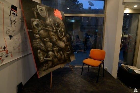 Hart gallery WIP