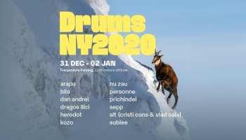 Drums NYE 2020