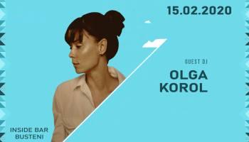 Olga Korol at Busteni