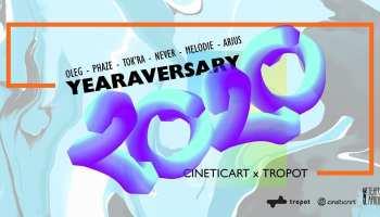 Yearaversary NYE 2020 with Melodie, Tok'ra