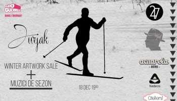 Jurjak - Winter artwork sale