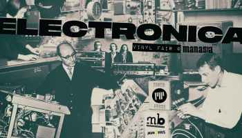 The First Edition of ELECTRONICA´ Vinyl Fair will take place @ Manasia Hub, MadPiano & Misbits