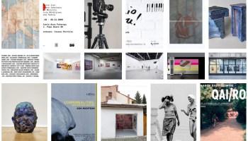17 expoziții de artă contemporană pe care le poți vizita în această toamnă