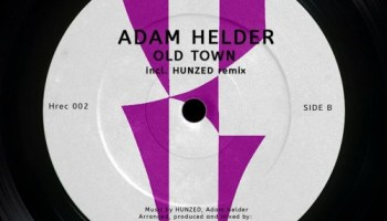 H Recordings returns with its second release, this is the time of the Italian artist ADAM HELDER