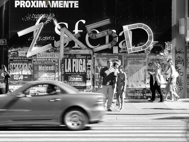 """Madrid"", ZASD, 2007"