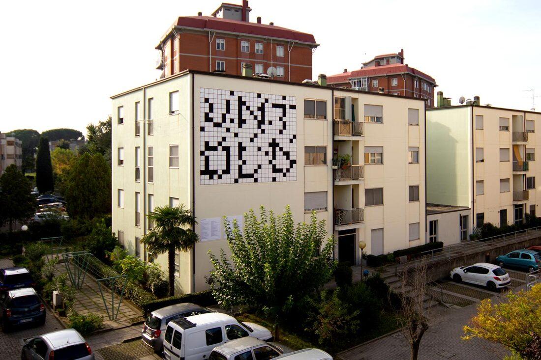 Biancoshock - Untold mural 2020
