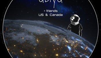 ubiyu + friends US & Canada - VA 001