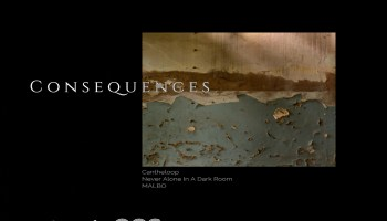 Cantheloop - CONSEQUECES EP (incl MALBO & Never Alone In Dark Room Remixes) [Microgarden lab.]