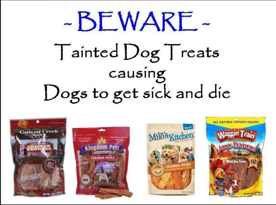Dog Treats Manufactured In China