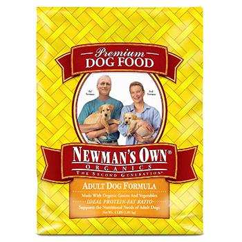Newman S Own Dog Food Recall