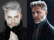 amazing gray hairstyles