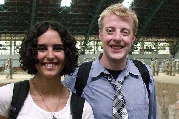 Kyra and Matt